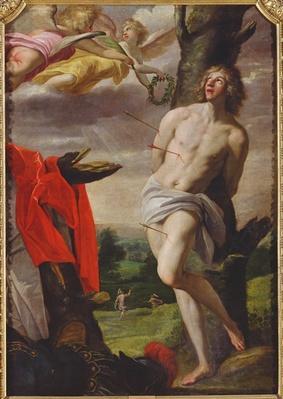 The Martyrdom of St. Sebastian, 1624