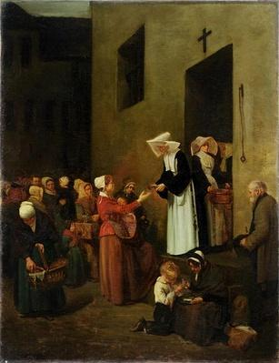 Charity, 1851