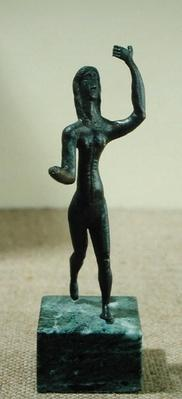 Dancer, from Neuvy-en-Sullias, Tene III