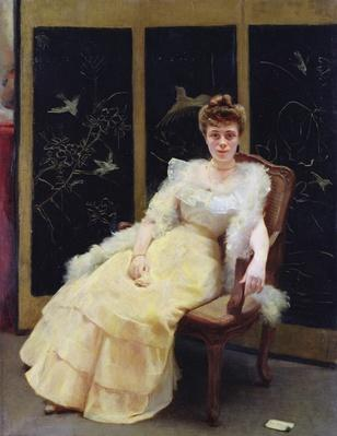 Waiting, 1901
