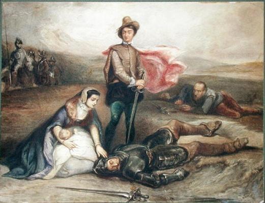The Death of Julian Avenel