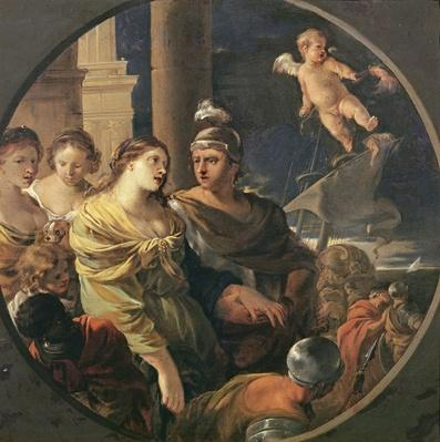 The Farewell of Dido and Aeneas