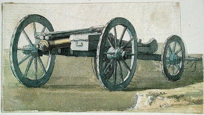 Gun, c.1747