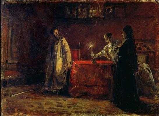 Tsar Boris Godunov