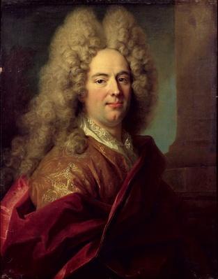 Portrait of a Man, c.1715