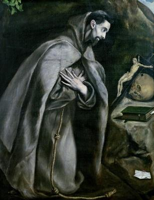 St. Francis of Assisi, 1580-95