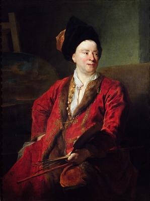 Portrait of Jean Baptiste Forest