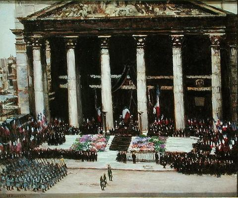 State Funeral of Paul Doumer