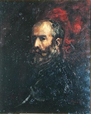 Self Portrait as Henri IV, 1870