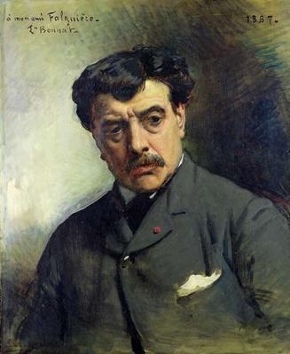 Portrait of Alexander Falguiere