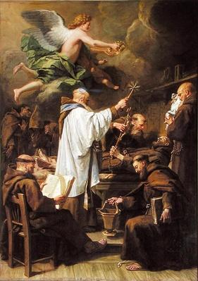 The Death of St. Francis, c.1713