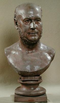 Bust of Jules Grevy