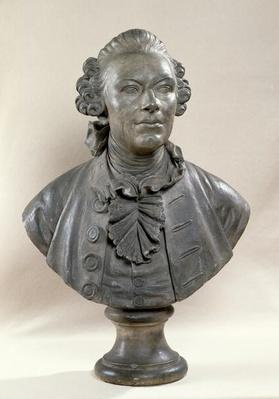 Bust of Johan Georg Wille