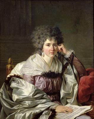Madame Nicaise Perrin, nee Catherine Deleuze