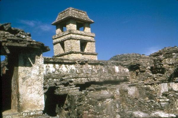 Elite Mayan Home