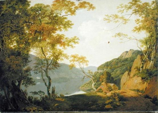 Lake Scene, 1790