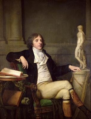 Portrait presumed to be Auguste Louis de Talleyrand