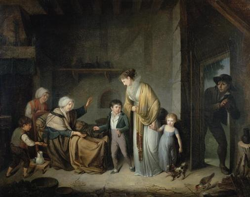 The Lesson in Charity