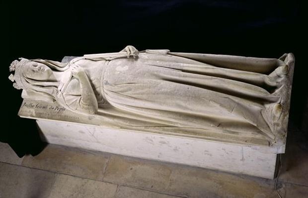 Tomb of Queen Berthe