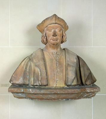 Bust of Chancellor Antoine Duprat