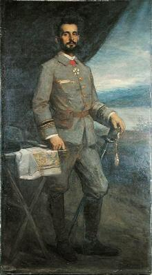 Commander Jean-Baptiste Marchand