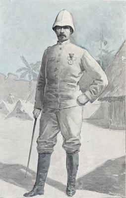 General Alfred Amedee Dodds