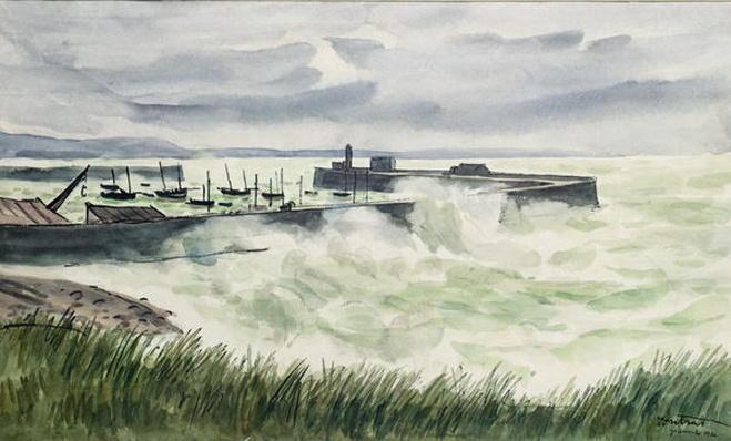 Granville, Sea Effect, 1936