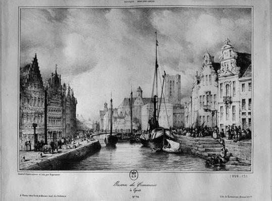 View of Ghent