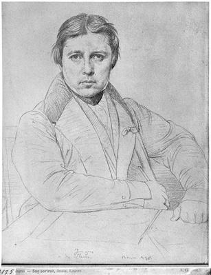 Self Portrait, 1835