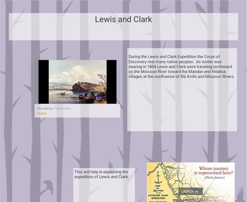WVUP l Lewis an Clark