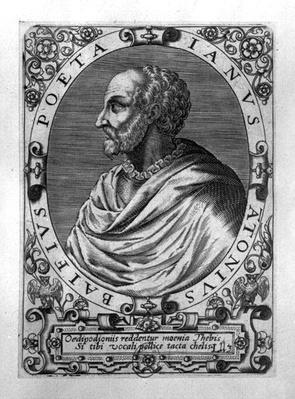 Portrait of Jean Antoine de Baif