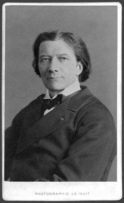 Portrait of Victorien Sardou