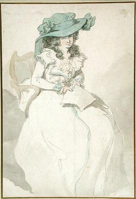 The Love letter, c.1790