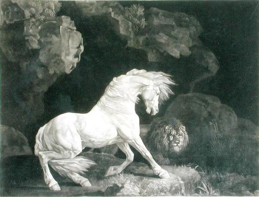The Horse and the Lion, 1770