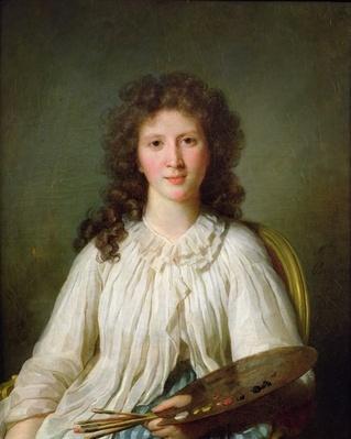 Madame Alexandre Lenoir, 1796