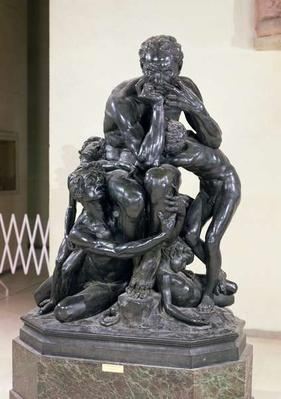 Ugolino and his Sons, 1860