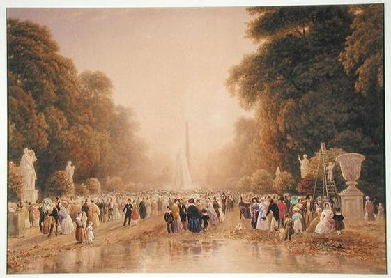The Tuileries, c.1840