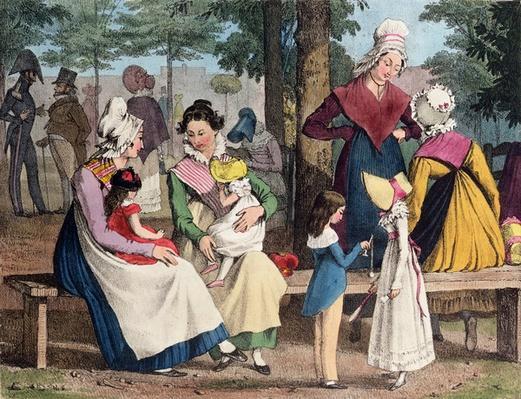 The Nannies, 1820