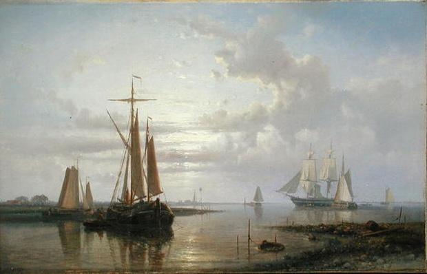 Harbour, 1879