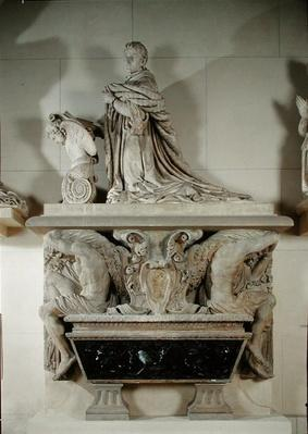 Funerary monument to Jacques Auguste de Thou
