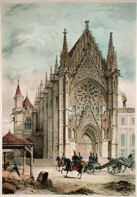 Chapel of the Chateau de Vincennes