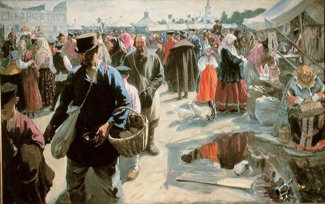 A Fair, 1910-12