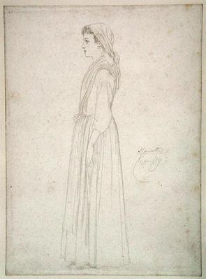 Marietta, Capri, 1859