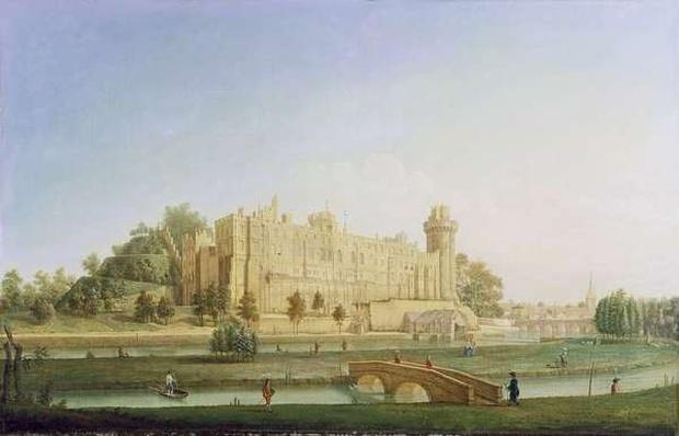 Warwick Castle, c.1764