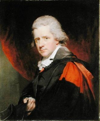 Reverend Dr Charles Symmons, 1794