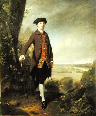Thomas Le Blanc, c.1765-70