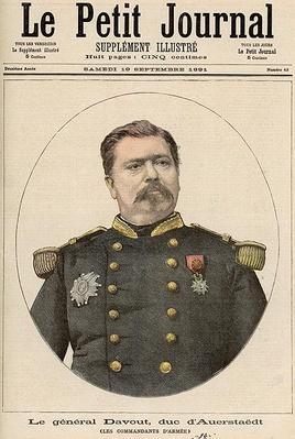 General Louis Nicolas Davout
