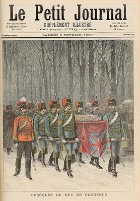 Funeral of Albert Victor
