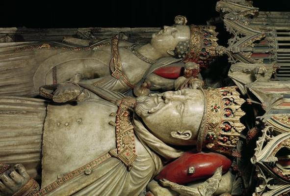 Effigy of Henry IV