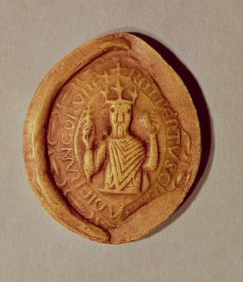 Seal of Robert II